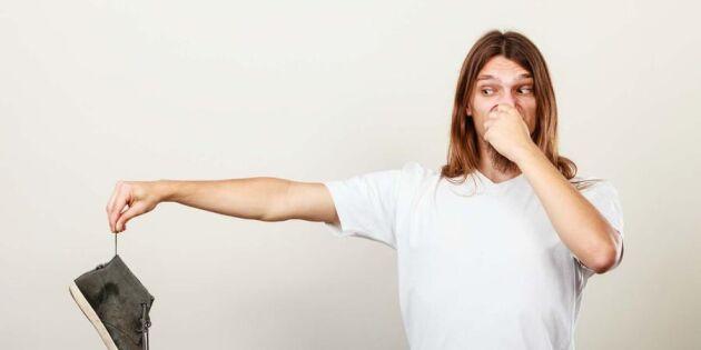 Illaluktande dojjor? Här är 6 effektiva husmorsknep som tar bort stanken!
