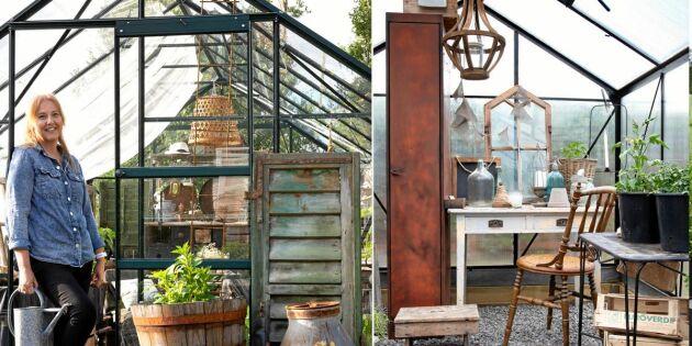 Så får ett gammalt växthus nytt liv