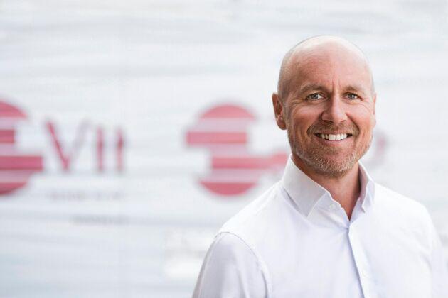 Måns Johansson, koncernchef Vida.