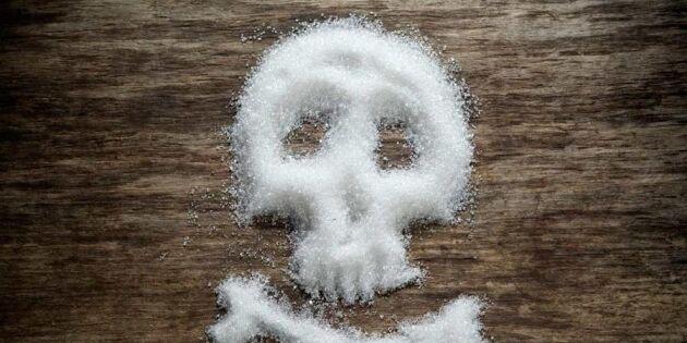 Ny studie: Socker är som kokain för hjärnan
