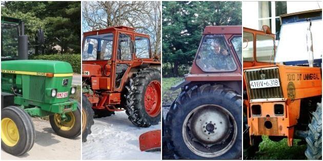"""Här är """"tidernas sämsta traktorer"""""""
