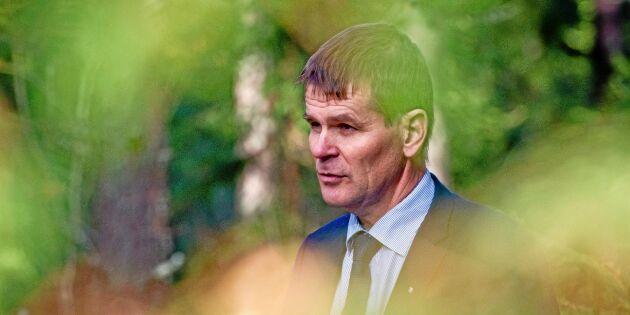 """""""Skogsstyrelsen välkomnar tydligare lagstiftning"""""""