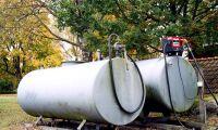 Stor dieselstöld i Hishult