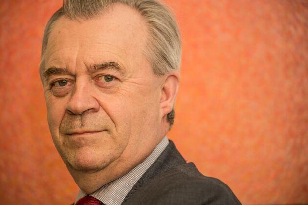 Sven-Erik Bucht siktar på en ny mandatperiod som landsbygdsminister.