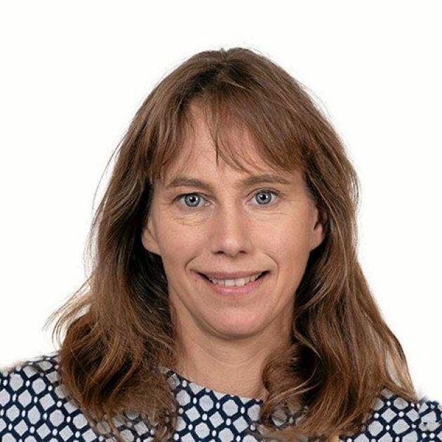 Carola Lindberg på SGU vill att fler privatpersoner ska registrera sin brunn på Brunnsdatabasen.