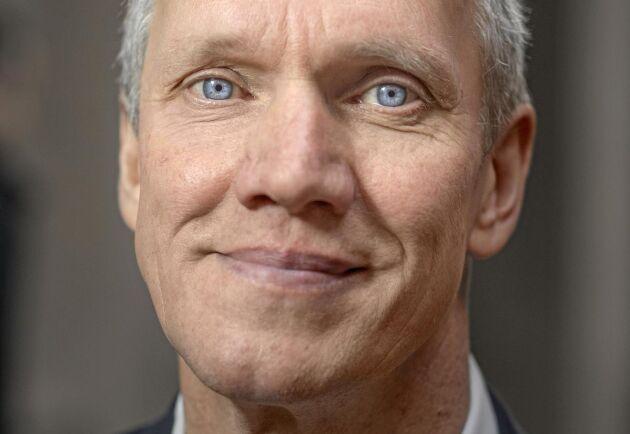 """""""Behovet av att hantera corona kommer att vara väldigt stort, så det finns spekulationer om att Cap kan minska ytterligare"""" säger Lars Olsson, departementsråd på Näringsdepartementet."""