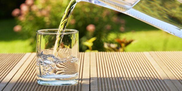 6 livsviktiga hälsoråd i värmen – tumma inte på dem!