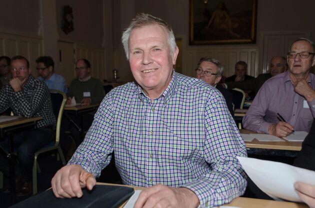 Lennart Andersson, Lammhult, avtackades på stämman i slutet av november efter 13 år som ordförande för SJA och för 28 år i styrelsen.