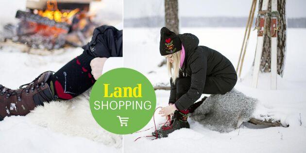 Trendigt med tradition! Bli varm & vinterfin i kurbits