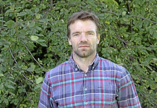 Byggkostnaderna i lantbruket måste diskuteras, menar Magnus Carlman.