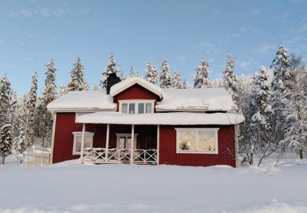 Huset på hästgården.