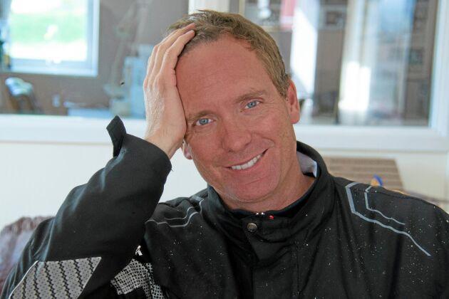 Björn Goop tog över anläggningen för ett tiotal år sedan men har jobbat på Stall Goop sedan mitten av 1990-talet.