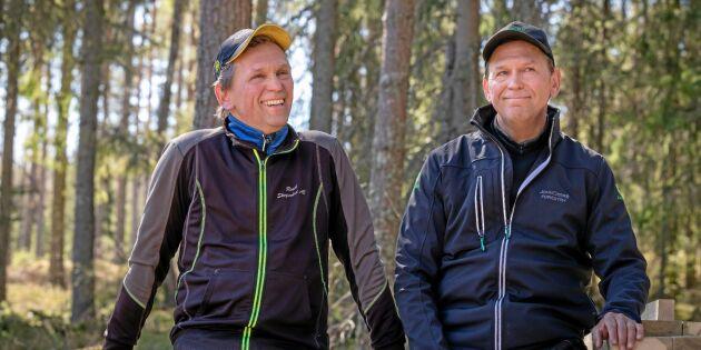 """Spjutspetskandidaten Rooth Skogsvård AB: """"Vi tycker om att hålla ordning"""""""