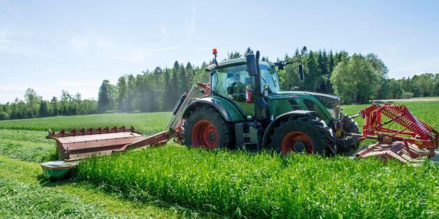 Svenskt besked om EU:s jordbrukspolitik dröjer