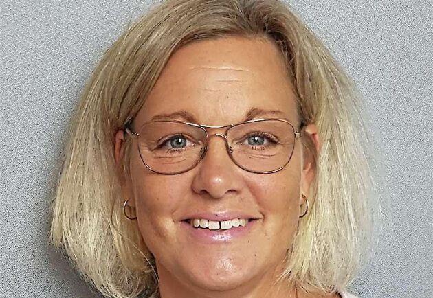 – Många små arbetsplatser går under radarn för systematiskt arbetsmiljöarbete, säger forskarstuderanden Åsa Bergman Bruhn.