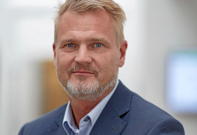 Patrik Hansson, Arlas Sverigechef.