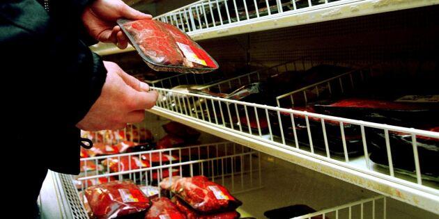 Fängelse för livsmedelsfusk möjligt efter nyår