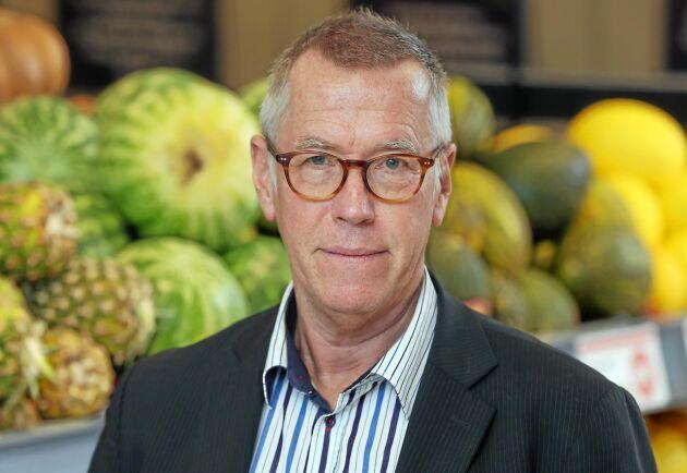 Claes Salomonsson, presschef, Axfood.