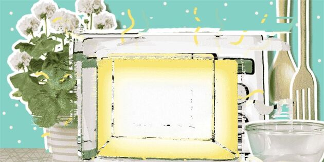 Städa med citron! Gör mikron skinande ren
