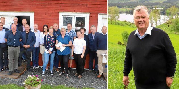 IT-miljardärens nya projekt i Kaxås: Skapa 50-100 jobb
