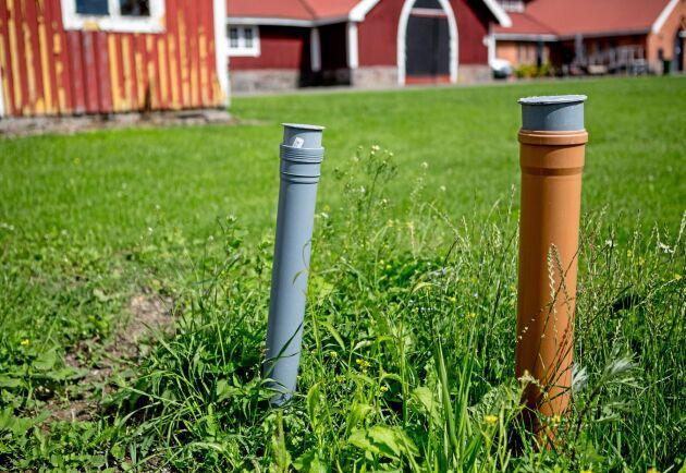 Den naturliga reningen fungerar på landsbygden, menar skribenten.