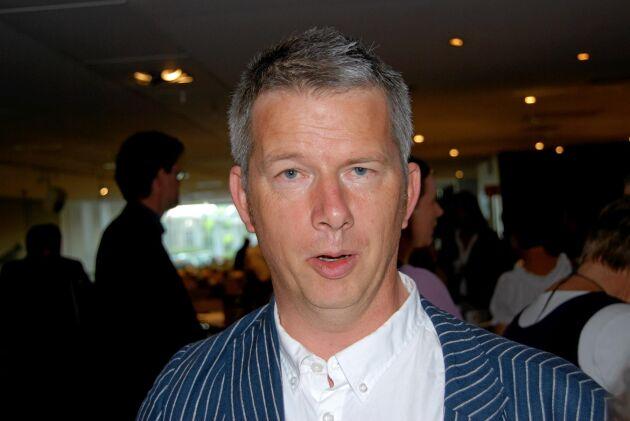 Per Pettersson, LRF Mälardalen, är för en ny kretsloppspolicy.