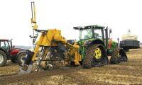 Ny kedjegrävare för traktorer