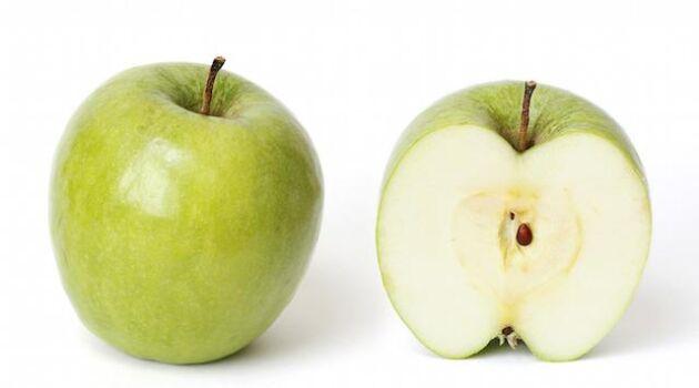 Livsmedelsverket hittade rester av bekämpningsmedel i äpplen.