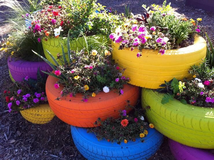 plantering-dack