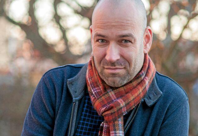Stefan Blomberg, legitimerad psykolog och forskare i arbetspsykologi i Linköping.