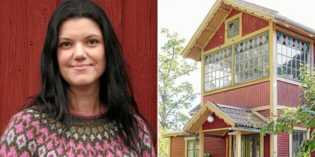 """Josefina bloggar om byggnadsvård på Land: """"Husfixande är lustfyllt!"""""""