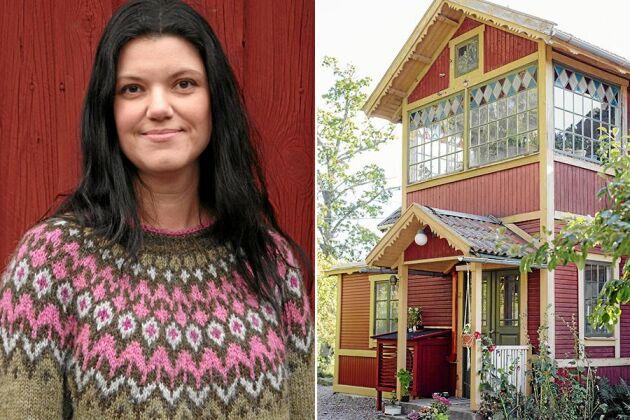 Lands bloggare Josefina Fogelin bloggar om byggnadsvård på Land – bloggen heter Ruckel och rödfärg och handlar bland annat om Josefinas vackra villa i Åkersberga.