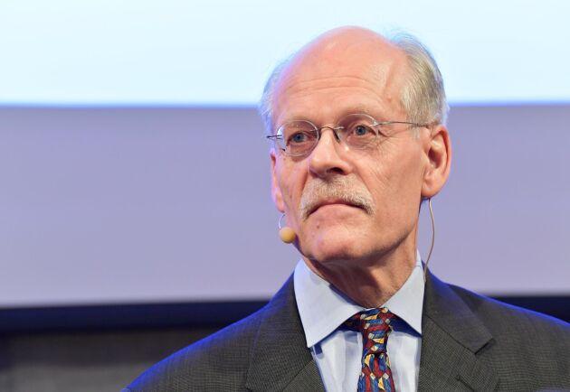 Riksbankschef Stefan Ingves. Arkivbild