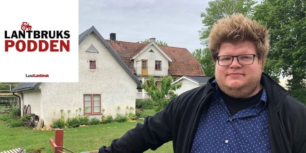 Lantbrukspodden: Hur ser framtiden ut för svensk mjölk?