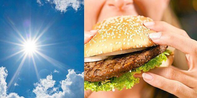 Så undviker du magsjuka i värmen – och håller bakterierna borta
