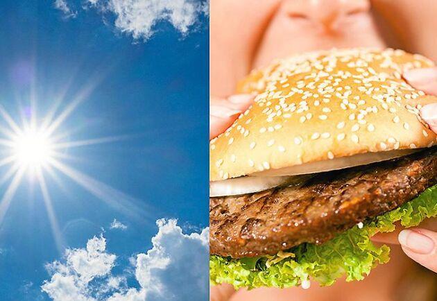 Solen gassar och bakterierna frodas. Nu gäller det att hantera maten rätt, annars blir du lätt magsjuk.