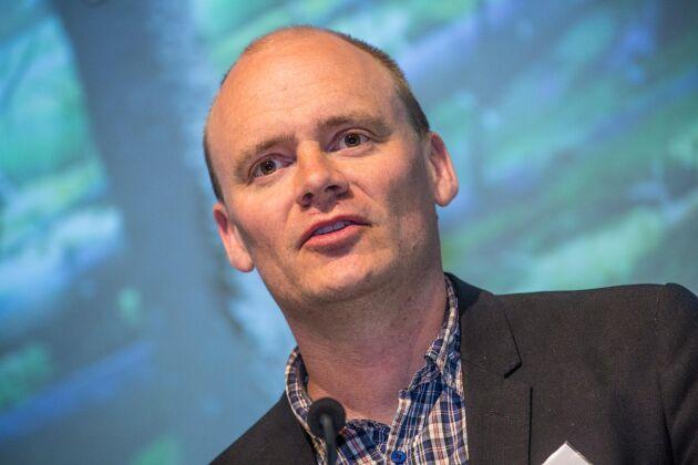 LRF-ordförande i Dalarna, Martin Moreaus, är besviken över Vasaloppets policy.