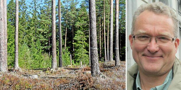 Lennart Ackzell: Lokala skogsägare måste engageras i klimatkampen