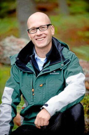 Fredrik Klang.