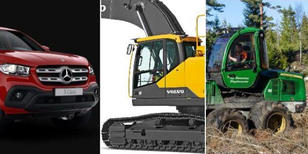 Nu är Volvos hybridgrävare här