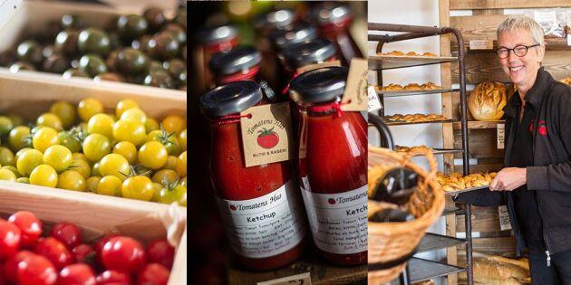 Tokig i tomater – en växande affärsidé