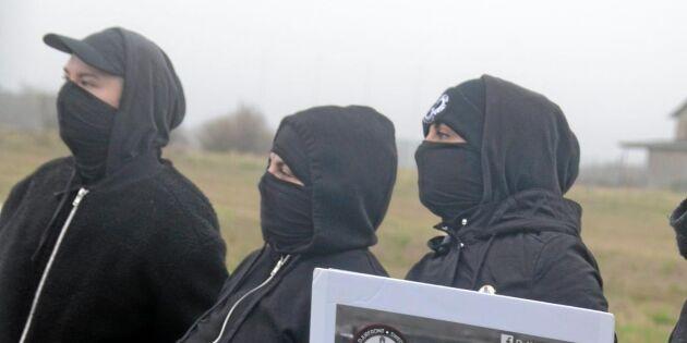 """Stoppa aktivisternas terror"""