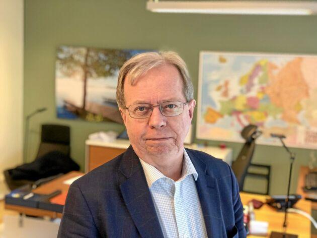 EU-ambassadör Lars Danielsson.