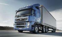 Suget växer efter Volvos lastbilar