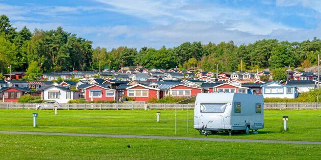 """Nu lanseras bokningssajt för campingplatser i hela Norden: """"Vill förändra branschen"""""""