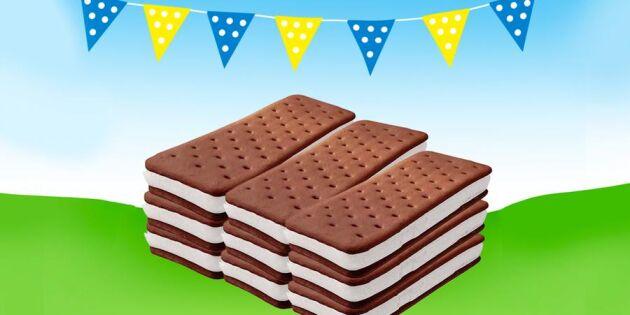 Enkelt och gott! Tårtan som du gör på 2 minuter