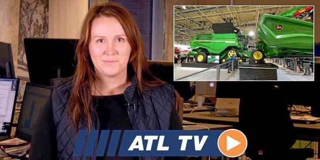 ATL TV: Skyttlar ska lösa skörden