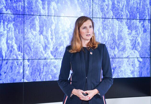 Annica Bresky, VD Stora Ensos