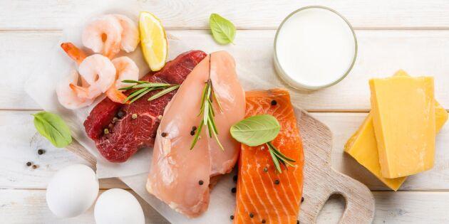 Vitamin B12 – detta ska du äta och så får du i dig tillräckligt