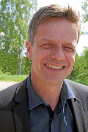 Christer Andersson, avdelningschef på Folksam djur.